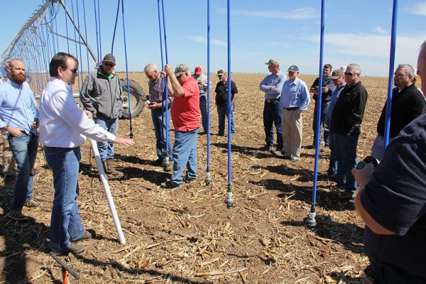 Master Irrigator Class 2016_irrigation talk