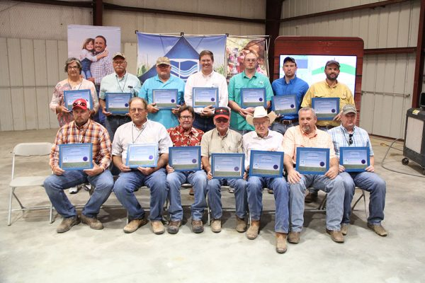 Master Irrigator 2016 Graduates