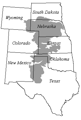 Ogallala Aquifer - North Plains Groundwater Conservation District